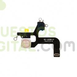 Flex De Flash Y Microfono Para IPhone 12