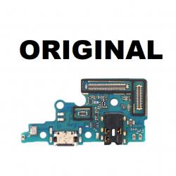 Placa Carga Tipo C / Jack Audio Para Samsung Galaxy A70 / A705 ORIGINAL