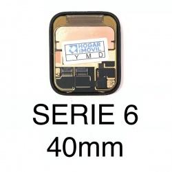 Pantalla Completa Original De Desmontaje Para Apple Watch Serie 6 De 40mm