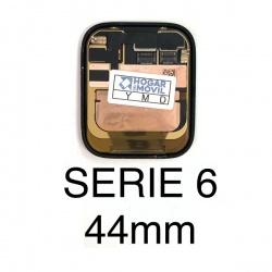 Pantalla Completa Original De Desmontaje Para Apple Watch Serie 6 De 44mm