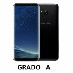 Telefono Movil GRADO A (PANTALLA Con MANCHA) Segunda Mano / Samsung Galaxy S8 PLUS - G955 / 64 GB - 4 GB RAM