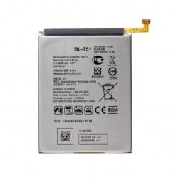 N251 Bateria BL-T51 Para Para LG K52 LMK520 / K62 LMK525 de 4000mAh SIN LOGO