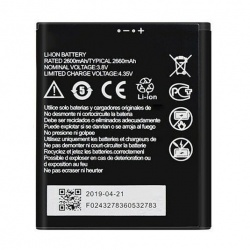 N49 Bateria Li3826t43p4h695950 Para ZTE A5 2019 / A3 2020 de 2650mAh SIN LOGO