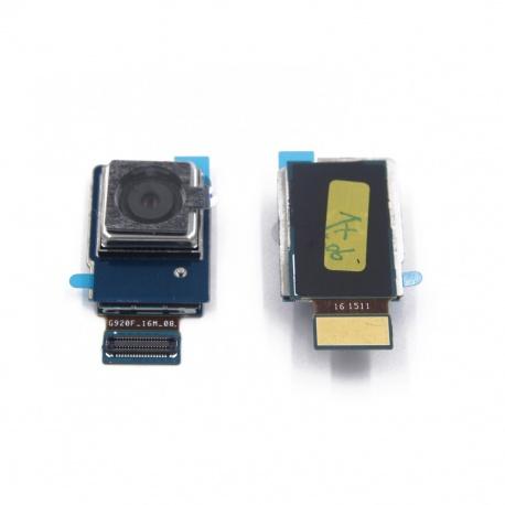 N132 Camara Trasera para Samsung Galaxy S6 edge g925 / S6 Edge Plus G928