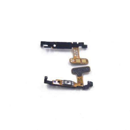 Botón de encendido cable de la flexión para samsung galaxy s6 edge/g925