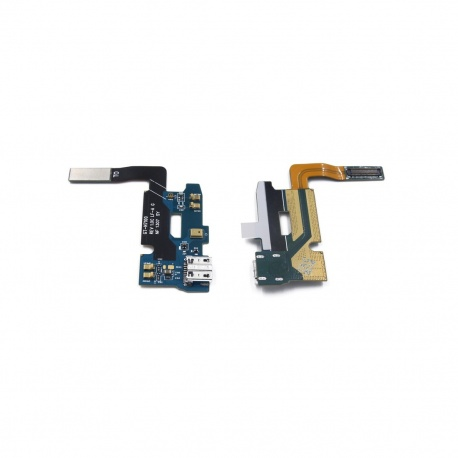 flex conector carga con microfono para samsung galaxy note 2 / n7100