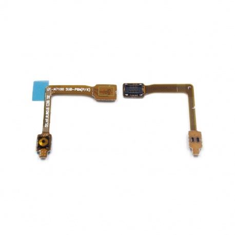 Flex Power Boton Encendido Para SAMSUNG GALAXY NOTE 2 / N7100