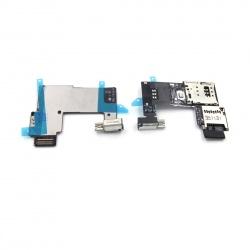 Flex Lector SIM para Motorola Moto G2 / Xt1063 Xt1068 Xt1069