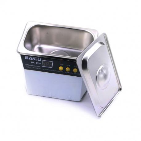 Limpiador De Placa BAKU BK-3550 / BK3550 Con Limpieza Ultrasonica