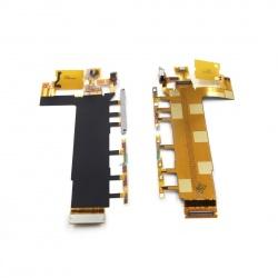 flex principal / flex power boton encendido+volumen y microfono sony xperia z3 d6603