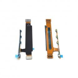 flex lateral / flex power boton encendido+volumen para sony xperia t3 d5103 m50w