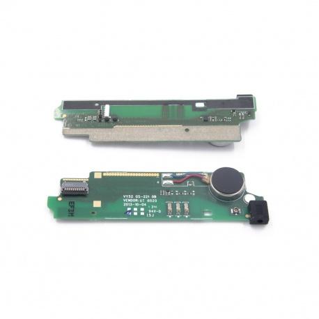 Modulo Placa Inferior Microfono+Vibrador Para SONY XPERIA M2 / D2303 / D2305 / D2306