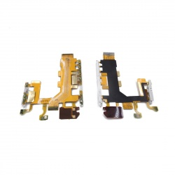 Flex Power Con Botones De Encendido+Volumen / Camara Y Micrófono Para SONY XPERIA Z2 / D6502 / D6503 / D6543 / L50W