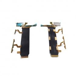 flex boton laterales de volumen y encender+microfono sony z ultra c6802