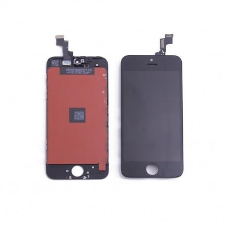 iPhone 5C 黑白 completa