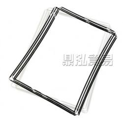 carcasa de  marco para ipad 4