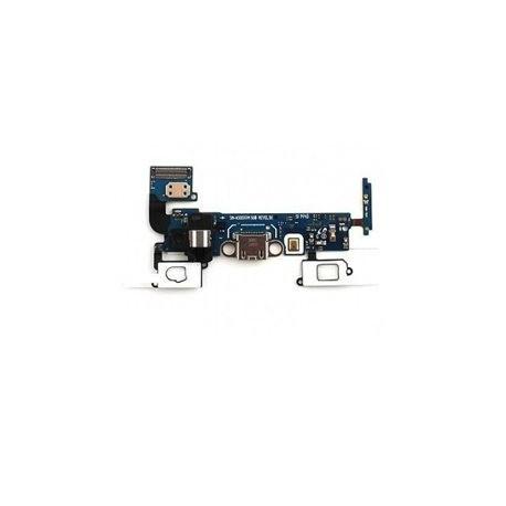 flex conector carga+microfono+flex boton home samsung g357 / H4