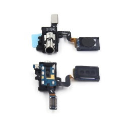flex auricular y jack audio  para samsung n7505 galaxy note3 neo