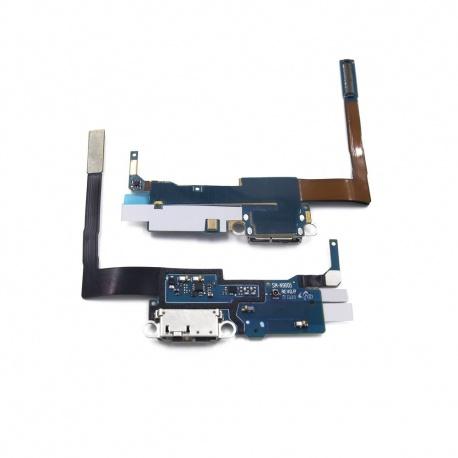 Flex Carga Con Conector De Carga MicroUSB 3.0 Y Microfono Para SAMSUNG GALAXY NOTE 3 / N9005