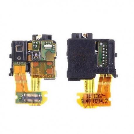 SONY Z (L36H,C6603)感应排+耳机孔