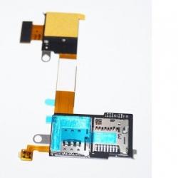 Flex Lector Sim+SD para Sony M2 Aqua D2403 D2406