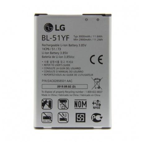 BATERIA BL-51YF LG G4 (H815,H818) G4 STYLUS 电池