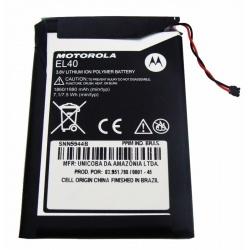 bateria el40 para motorola moto e xt1021 xt1022 de 1860mAh
