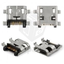 Conector Carga USB Samsung S6310 S6310N S5310 I8260 I8262 G3815 G7105 G350 S7580 S7272 S7582