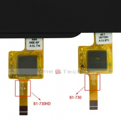 Tactil para Acer Iconia One 7 B1-730 触摸