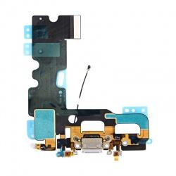 Circuíto flex con conector de carga negro para Apple iPhone 7