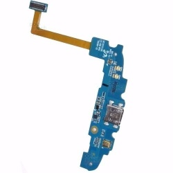 Circuito flex con microfono y conector de carga y accesorios microUSB Samsung Galaxy Core Duos, I8262 I8260