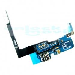 Flex con conector de accesorios, carga y datos micro USB Samsung Galaxy Note 3 Neo, N7505