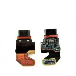 Flex con conector micro USB de carga Sony Xperia Z5 Premium, E6853 Xperia Z5 Premium Dual, E6833, E6883