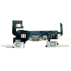 Para-la-galaxia-A5-SM-A500F-A500F-Original-conector-Micro-USB-Microfone-FLEX-Ribbon-carga-FLEX
