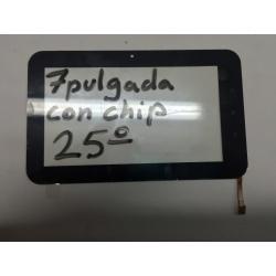 Num25 Tactil de tablet generica