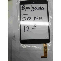 Num12 Tactil de tablet generica 8 pulgadas