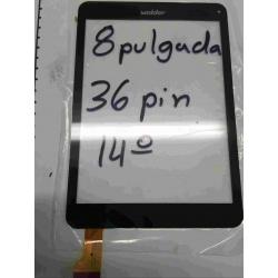 Num14 Tactil de tablet generica 8 pulgadas