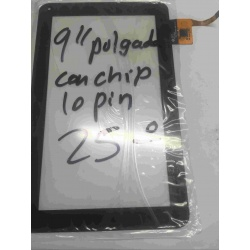 Num25 Tactil de tablet generica 9 pulgadas