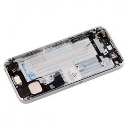 iPhone 5 tapa trasera CON FLEX negro