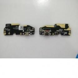 Modulo Conector De Carga MicroUSB y Microfono para BQ Aquaris X5