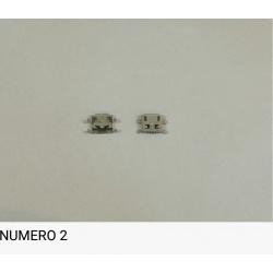 Num2 Conector carga USB universal