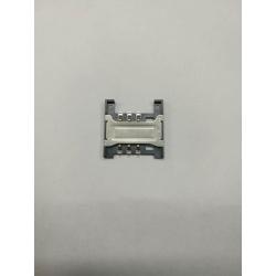 n118 Conector con lector de tarjeta Sim para Alcatel One Touch, OT5036