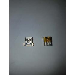 Num23 Conector carga USB universal