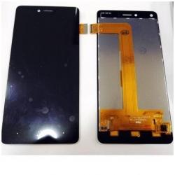 N11 Pantalla Completa Compatible para BQ Aquaris U / BQ U Lite de 141mm*67.5mm