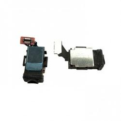 Conector audio jack de 3.5mm para Sony Xperia M4 Aqua E2303, E2306, E2353 y M4 Aqua Dual E2312, E2333, E2363
