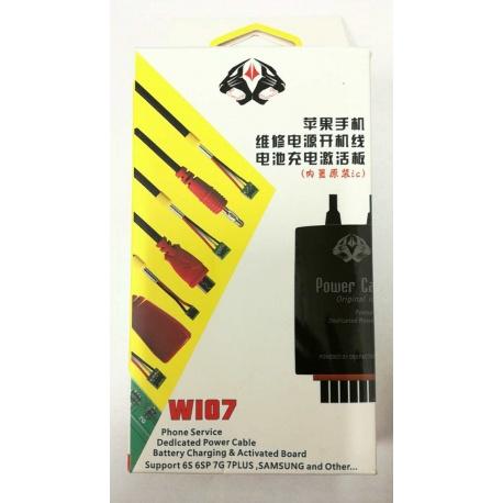 N114 Reactivador de Bateria OSS TEAM W107 de iPhone 6S 6SP 7G 7Plus Samsung y Más