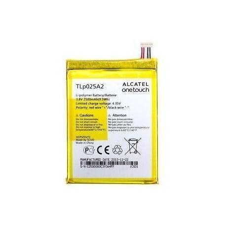 Bateria Alcatel TLp025A2 para One Touch Pop C9 OT-7047 OT-7047D