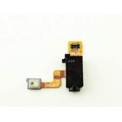 Flex Jack de Audio y Microfono para Sony Xperia XA F3111, Xperia XA Dual F3112