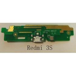 placa de carga para Xiaomi Redmi 3S