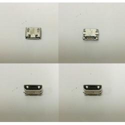 num6 conector carga usb universal